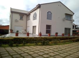 Sahamalaza, hotel near Ivato Airport - TNR,