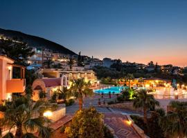 Asterias Village, serviced apartment in Hersonissos