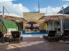 Best Western Plus Meridian Hotel, hótel í Nairobi