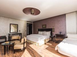 Hotel Almas, hôtel à Marrakech