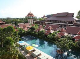 Siripanna Villa Resort & Spa Chiang Mai, spa hotel in Chiang Mai