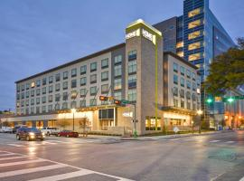 Home2 Suites by Hilton Dallas Downtown at Baylor Scott & White, отель в Далласе