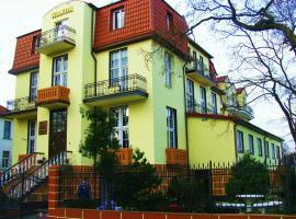 Pensjonat Wanda, guest house in Sopot