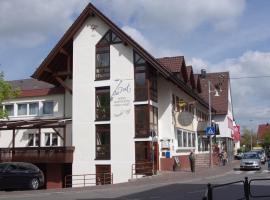 Hotel Gaststätte zur Post, Hotel in der Nähe von: EWS-Arena, Weilheim an der Teck