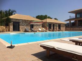 Almyra Holiday Village, hotel in Edipsos