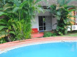 Villa6 Ginger Tree Boutique Resort, hotel with pools in Anjuna