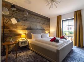 Pension Kleiner König, Hotel in Struppen-Siedlung