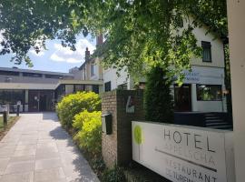Hotel Appelscha, hotel near Drentsche Golf, Appelscha
