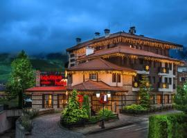 Бутиков Хотел Уникато, хотел близо до Връх Вихрен, Банско