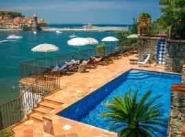 Le Relais Des Trois Mas, pet-friendly hotel in Collioure