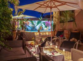 Majorelle city center boutique hotel & spa, hôtel à Marrakech