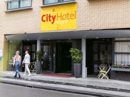 City Hotel Hengelo, hotel in Hengelo
