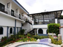 Hotel Santo Tomas / Historical Property, hotel near National Theatre of Costa Rica, San José