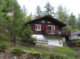 Felsheim FH0, hotel in Blatten bei Naters