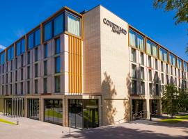 Courtyard By Marriott Edinburgh West, отель в Эдинбурге