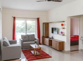 Mistyblue Serviced Apartments, apartment in Bangalore