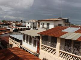 Annex II Hotel Kiponda, hotel in Zanzibar City
