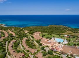 Sant'Elmo Beach Hotel, hotel in Castiadas