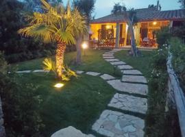 Casa Alessia, golf hotel in Villasimius