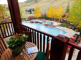 The Ritz-Carlton Aspen 3 Bedroom Luxury Residence Club Condo, leilighetshotell i Aspen