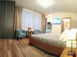 """Pokoje w CENTRUM """"CICHA"""", homestay in Zakopane"""
