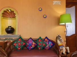 Hotel Boutique Parador San Miguel Oaxaca, отель в городе Оахака-де-Хуарес