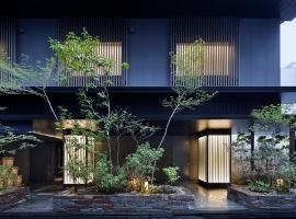 Hotel Resol Kyoto Kawaramachi Sanjo, hotel Kiotóban