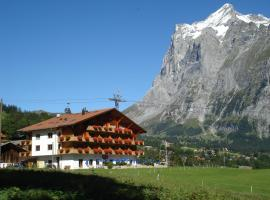 Hotel Bodmi Superior, hotel in Grindelwald