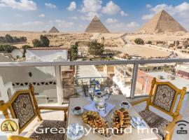 Great Pyramid Inn, hostel in Cairo