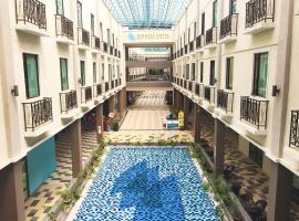 Temasek Hotel, hotel in Melaka