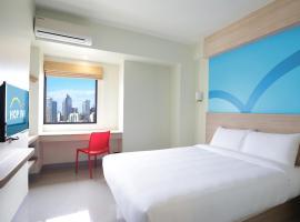 Hop Inn Hotel Ermita Manila, hotel near Roxas Boulevard, Manila