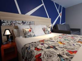 Best Western Hotel De Paris, hotel in Laval