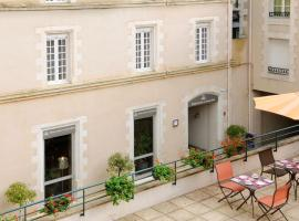 Best Western Poitiers Centre Le Grand Hôtel, hotel in Poitiers