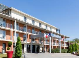 Best Western Park Hotel Geneve-Thoiry, hôtel à Thoiry