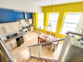 ALTIDO Townhouse with Free Parking, hotel in Edinburgh