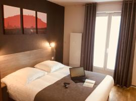 Hotel Colmar Vignes Eguisheim, hotel in Eguisheim