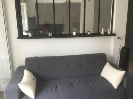 Les grenettes2, appartement à Metz
