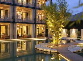 Wellnessgarten-Hotel, hotel in Waging am See