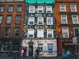 Abbey Court Hostel, hostel in Dublin