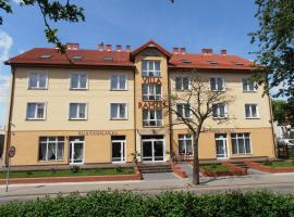 Villa Ramzes, B&B i Gdańsk