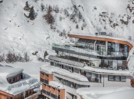 Josl Mountain Lounging Hotel das Erwachsenenhotel, hotel in Obergurgl