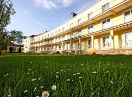 Akzent Hotel Am Burgholz, отель в городе Табарц