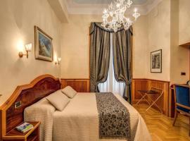 Relais Conte Di Cavour De Luxe, boutique hotel in Rome