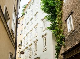 Appartements Steingasse, apartment in Salzburg