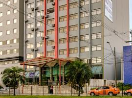 Golden Park Curitiba, hotel in Curitiba