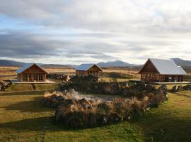 Hestasport Cottages, casa o chalet en Varmahlid