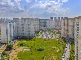 MS Apartments Pavshino, hotel in Krasnogorsk