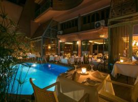 Le Caspien Boutique Hotel, Hotel in Marrakesch