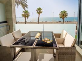 Gran vivienda de lujo frente al mar, hotell nära Bil- och modemuseet, Málaga