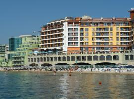 Mirage Hotel, отель в Несебре